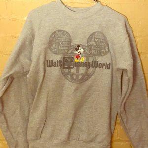 Retro Walt Disney World Authentic Crewneck Sweater